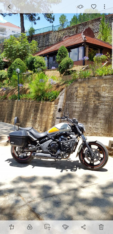 Ban xe Kawasaki Vulcan s650 - 4