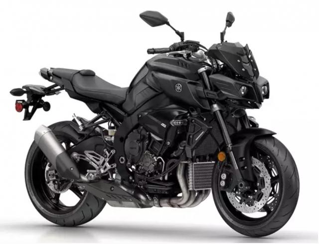BIMS 2019 Yamaha MT10 va MT07 2019 bo sung cap nhat moi - 7