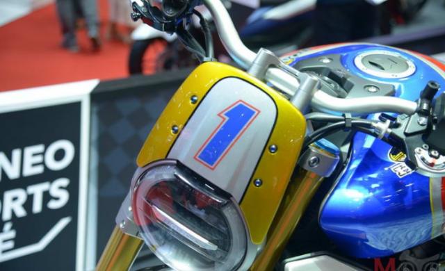 BIMS 2019 Can canh CB1000R 2019 phien ban duong dua Neo Demon SpecialMick Doohan - 6