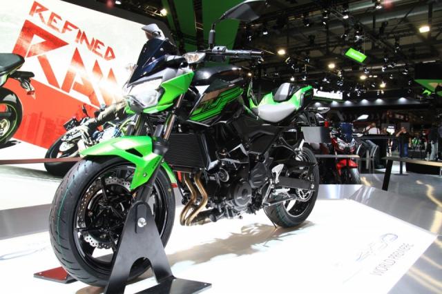 BIMS 2019 Gia xe Kawasaki Z400 2019 tai thi truong Dong Nam A vo cung hap dan