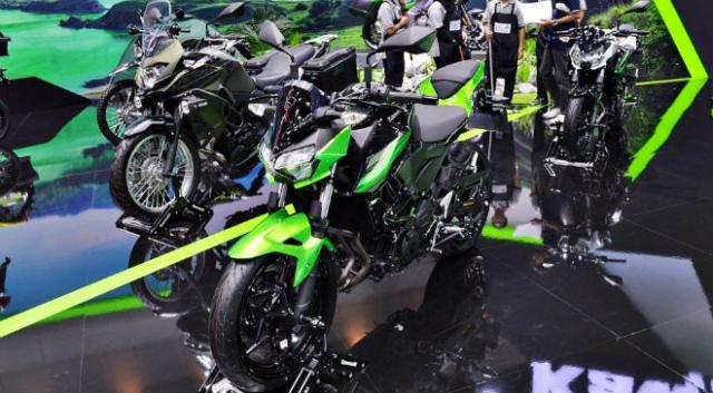 BIMS 2019 Gia xe Kawasaki Z400 2019 tai thi truong Dong Nam A vo cung hap dan - 4
