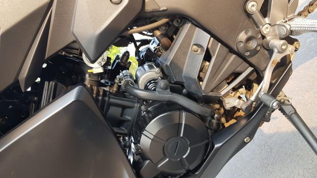 CAN BAN Kawasaki Z300 ABS 2018 - 4