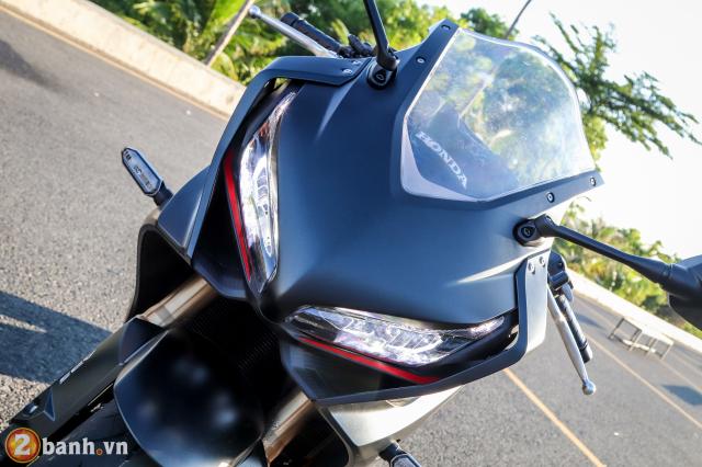 Can canh CBR650R CBR500R va CB500X 2019 tai ngay hoi Honda Biker Day - 4