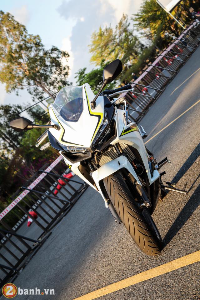 Can canh CBR650R CBR500R va CB500X 2019 tai ngay hoi Honda Biker Day - 20