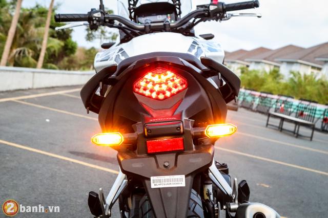 Can canh CBR650R CBR500R va CB500X 2019 tai ngay hoi Honda Biker Day - 44