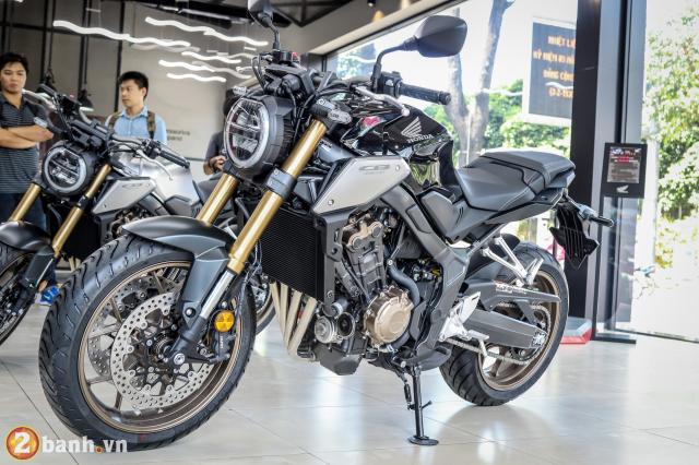 Can canh Honda CB650R dau tien tai Viet Nam co gia ban gan 246 trieu Dong - 3