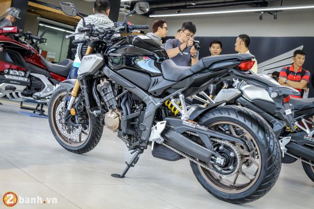 Can canh Honda CB650R dau tien tai Viet Nam co gia ban gan 246 trieu Dong - 8