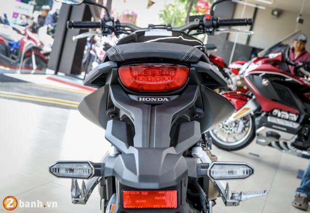Can canh Honda CB650R dau tien tai Viet Nam co gia ban gan 246 trieu Dong - 11