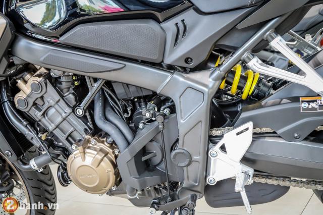 Can canh Honda CB650R dau tien tai Viet Nam co gia ban gan 246 trieu Dong - 21