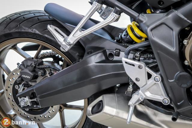 Can canh Honda CB650R dau tien tai Viet Nam co gia ban gan 246 trieu Dong - 27
