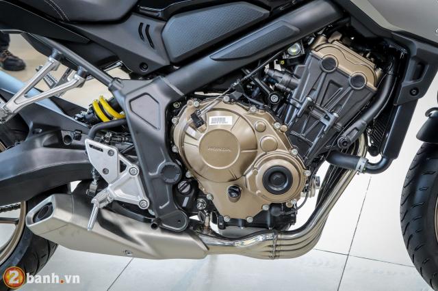 Can canh Honda CB650R dau tien tai Viet Nam co gia ban gan 246 trieu Dong - 29