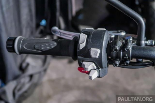 Can canh Triumph Scrambler 1200 XC va XE 2019 chao ban voi gia tu 460 trieu VND - 17