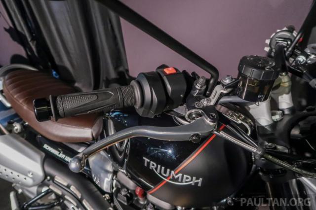 Can canh Triumph Scrambler 1200 XC va XE 2019 chao ban voi gia tu 460 trieu VND - 16