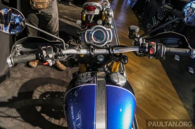 Can canh Triumph Scrambler 1200 XC va XE 2019 chao ban voi gia tu 460 trieu VND - 29