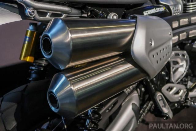 Can canh Triumph Scrambler 1200 XC va XE 2019 chao ban voi gia tu 460 trieu VND - 31