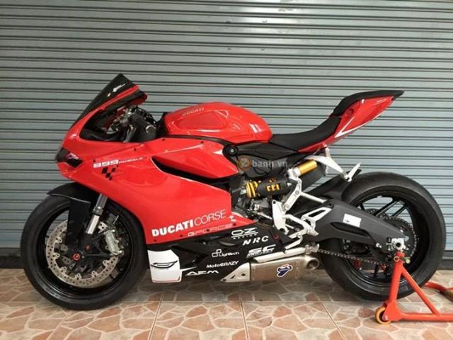 Chuyen thanh Ly Cac loai xe Ducati 1299 Hai Quan Gia re - 2