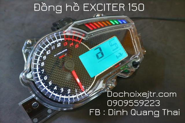 DONG HO DIEN TU EXCITER 150 - 2