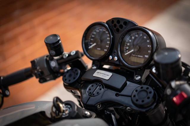 Ducati GT1000 do Phieu voi huyen thoai nakedbike duoc xay dung tai GForce - 5
