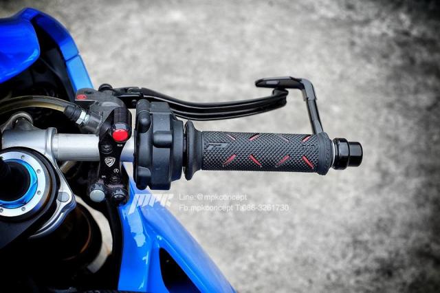 Ducati Panigale V4S New Blue do doc nhat tu truoc den nay - 5