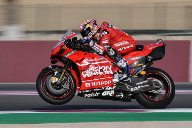 MotoGP 2019 GP QATAR Ducati bi to thiet ke winglet lop sau khong hop le - 3