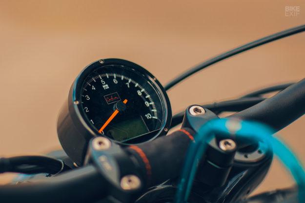 Harley Davidson XR1200X do phong cach Flat Track Racing den tu Cohn Racers - 7