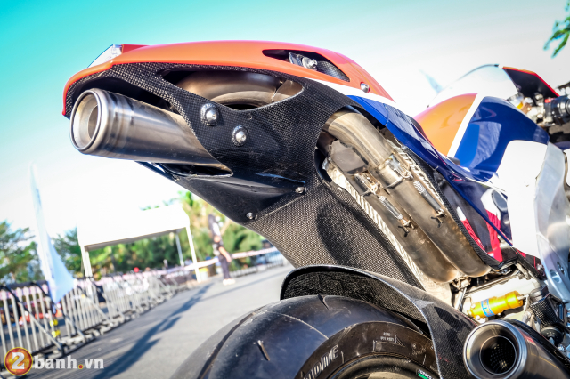 Can canh RC213VS phien ban nang cap va cam nhan sau khi chay thu tai Honda Biker Day 2019 - 20