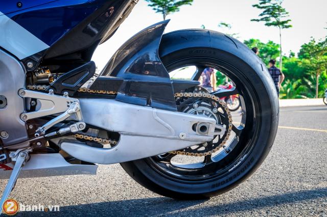 Can canh RC213VS phien ban nang cap va cam nhan sau khi chay thu tai Honda Biker Day 2019 - 27