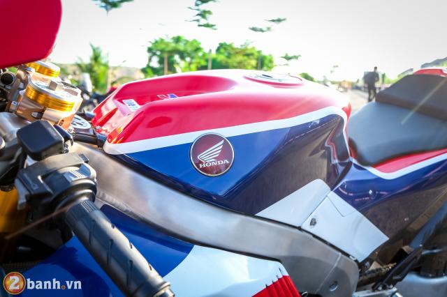 Can canh RC213VS phien ban nang cap va cam nhan sau khi chay thu tai Honda Biker Day 2019 - 17