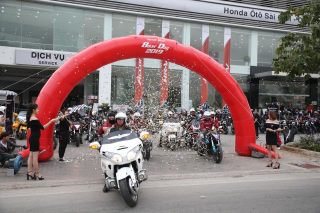 Honda Biker Day 2019 Ngay hoi cua nhung trai nghiem tuyet voi nhat trong doi - 5