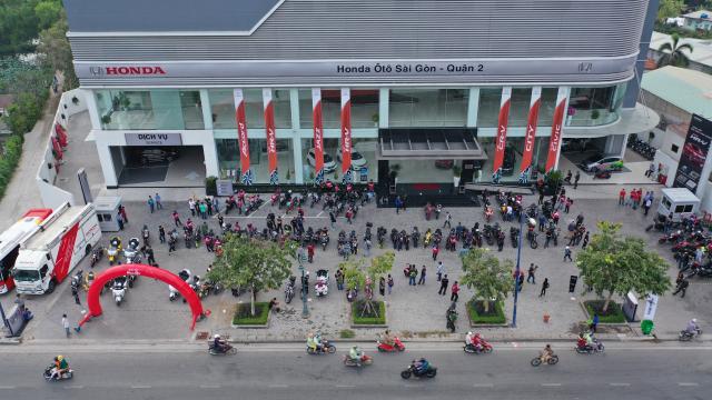 Honda Biker Day 2019 Ngay hoi cua nhung trai nghiem tuyet voi nhat trong doi - 6