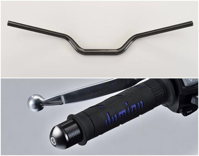 Honda CB1000R do day mau lua voi trang bi full option Carbon - 6