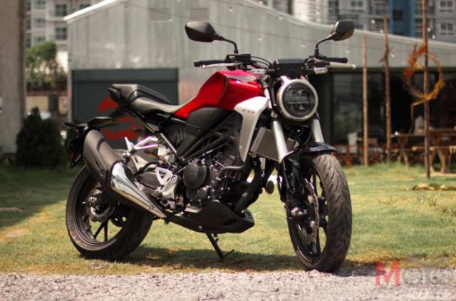 Honda CB250R 2019 bo sung mau moi va nhung sua doi thiet thuc - 5