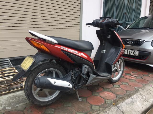 Honda Click Bien 29Y Chinh chu Nu su dung Gia 12tr500 - 4