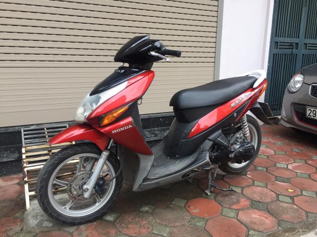 Honda Click Bien 29Y Chinh chu Nu su dung Gia 12tr500 - 3