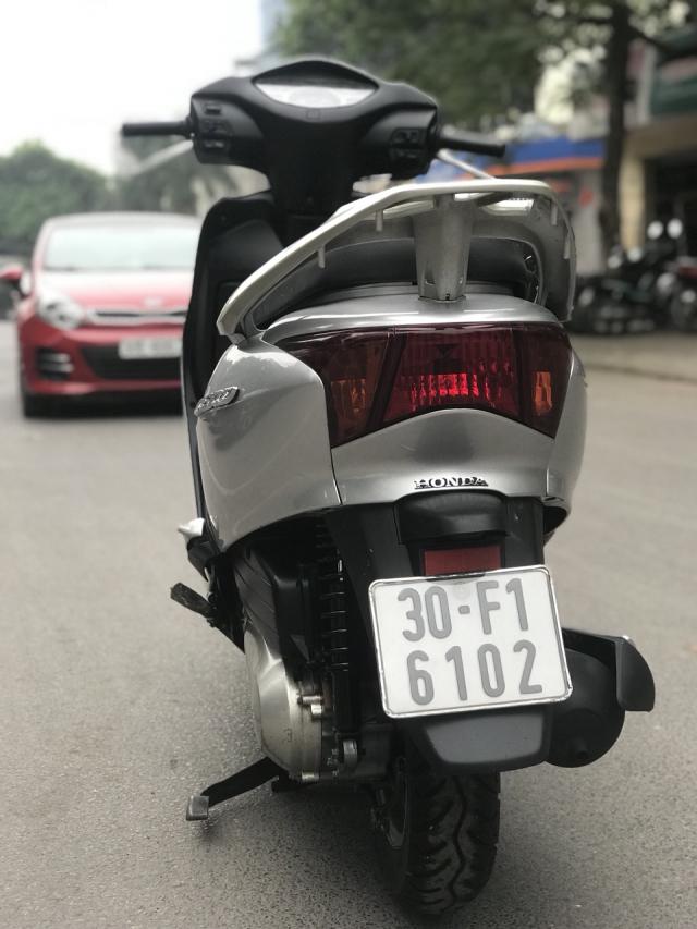 Honda Lead 110cc mau Bac bien Ha Noi - 2