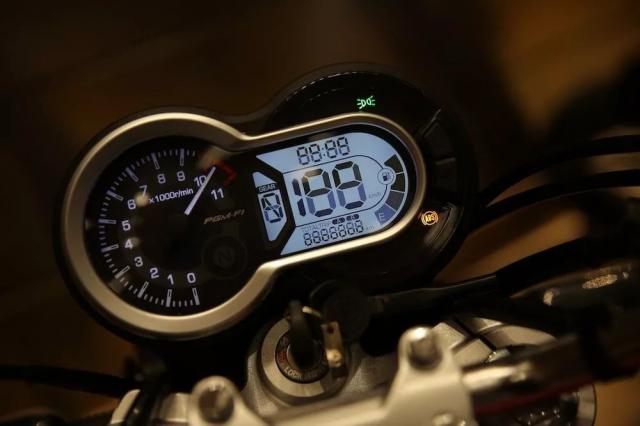 Honda CB190SS vua ra mat canh tranh truc tiep voi Kawasaki W175 - 7