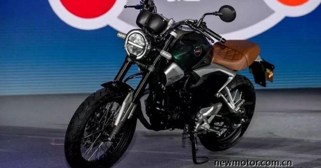 Honda CB190SS vua ra mat canh tranh truc tiep voi Kawasaki W175 - 4