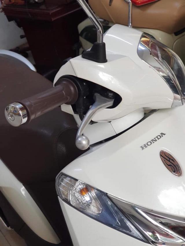 Honda SH mode dang ki nam 2017 khoa smartket mau trang - 5
