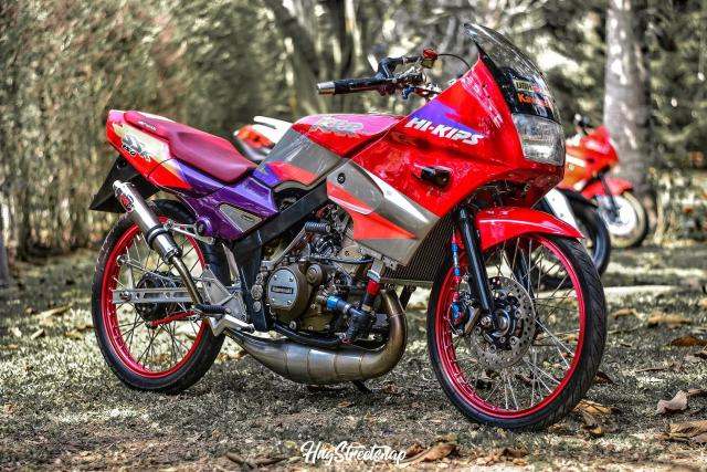 Kawasaki Kips 150 do su hoi sinh khien nguoi xem lim tim qua tay nguoi Thai - 8