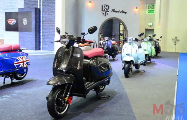 Danh sach 18 thuong hieu xe Mo to tham gia Motor Show 2019 vao cuoi thang 3 - 13