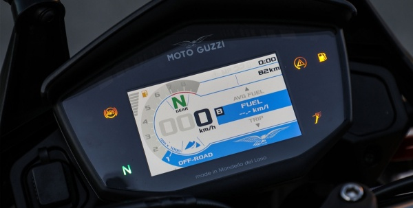 Moto Guzzi V85 TT du kien duoc gioi thieu tai su kien Motor Show 2019 - 5