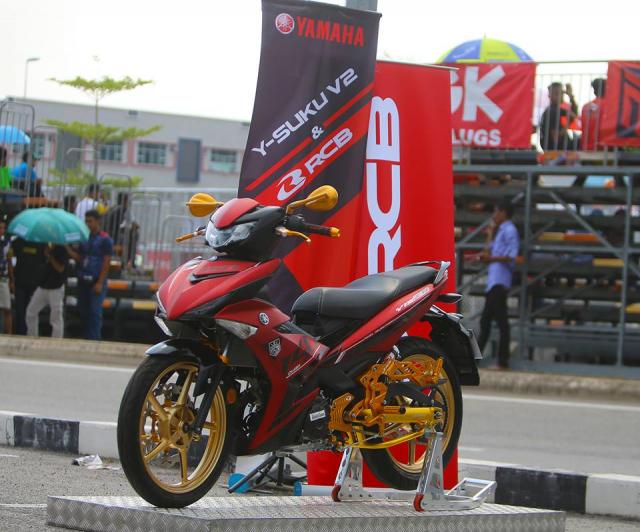 Do choi Racingboy danh cho Exciter 150 2019 co gi dac biet - 3