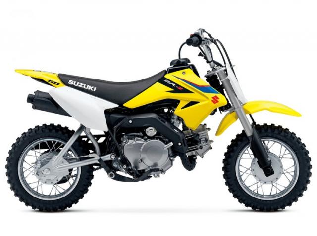 Suzuki DRZ50 ra mat tai An Do voi gia tu 83 trieu VND danh cho cac tay dua nhi - 3