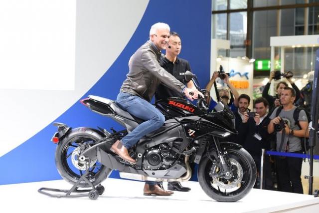 Suzuki cong bo gia ban Katana 2019 vo cung hap dan - 4