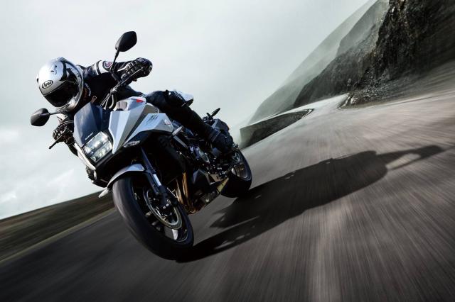 Suzuki cong bo gia ban Katana 2019 vo cung hap dan - 5