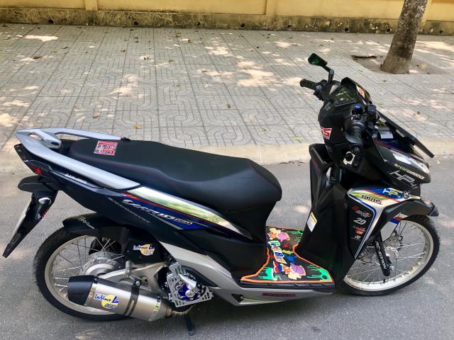 Vario 2018 150cc cua mot Anh chu Banh Trang tai Tay Ninh So huu dan do choi dam chat Indonesia - 5