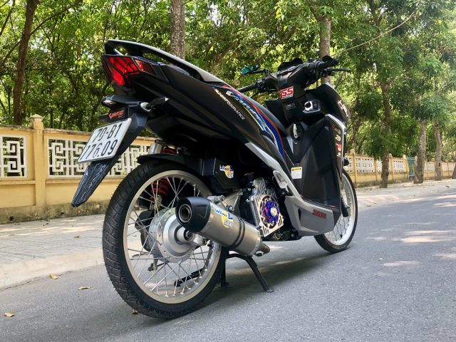 Vario 2018 150cc cua mot Anh chu Banh Trang tai Tay Ninh So huu dan do choi dam chat Indonesia - 6