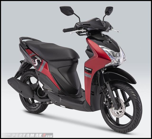 Yamaha Mio S 2019 ra mat danh cho phai nu voi gia 26 trieu dong - 9