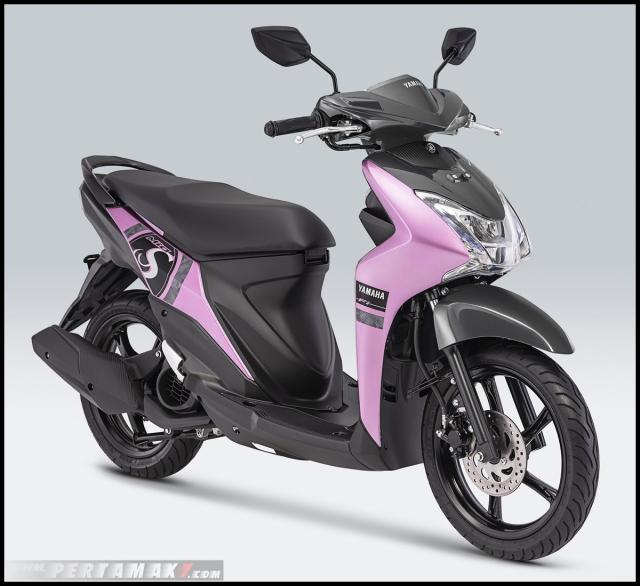 Yamaha Mio S 2019 ra mat danh cho phai nu voi gia 26 trieu dong - 10