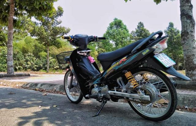 Sirius do an tuong voi dan do choi vo cung thu vi cua biker mien Tay - 11